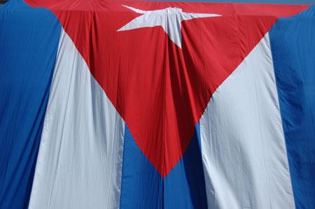 bandera de Cuba 1